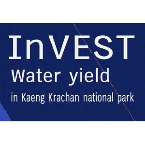 WWater yield valuation from Kaeng Krachan national park